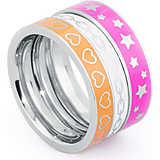 anello donna gioielli Sagapò Agadir SAG34B