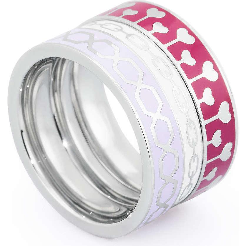 anello donna gioielli Sagapò Agadir SAG35A