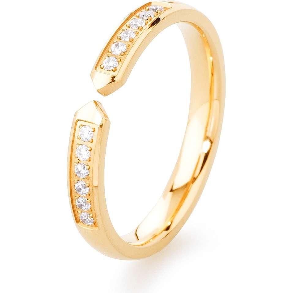 anello donna gioielli Sagapò Infinity SFN36C