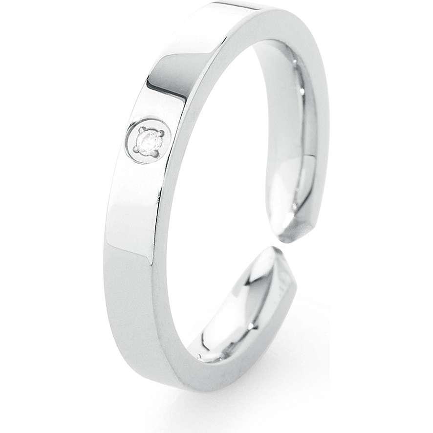 anello donna gioielli Sagapò Infinity SFN37B