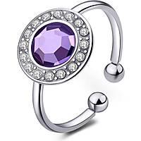 anello donna gioielli Sagapò Luna SLU32