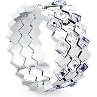 anello donna gioielli Sagapò Victoria SVC03D
