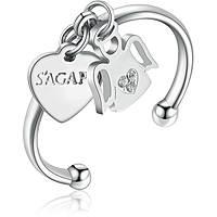 anello donna gioielli Sagapò You SYO31A