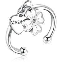 anello donna gioielli Sagapò You SYO32C