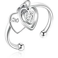anello donna gioielli Sagapò You SYO34A