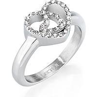 anello donna gioielli Sector Love and Love SADO46014