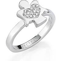 anello donna gioielli Sector Love and Love SADO54014