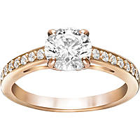 a7d43664b anello donna gioielli Swarovski Attract 5184217 anello donna gioielli  Swarovski Attract 5184217