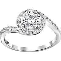 anello donna gioielli Swarovski Attract Light 5181006