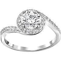 anello donna gioielli Swarovski Attract Light 5221411