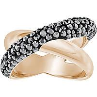 anello donna gioielli Swarovski Crystaldust 5348407