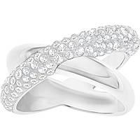 anello donna gioielli Swarovski Crystaldust 5372895