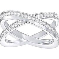 anello donna gioielli Swarovski Delta 5370987