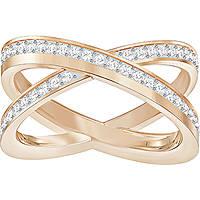 anello donna gioielli Swarovski Delta 5370992