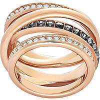 anello donna gioielli Swarovski Dynamic 5184220