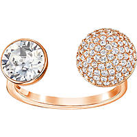 anello donna gioielli Swarovski Forward 5252362