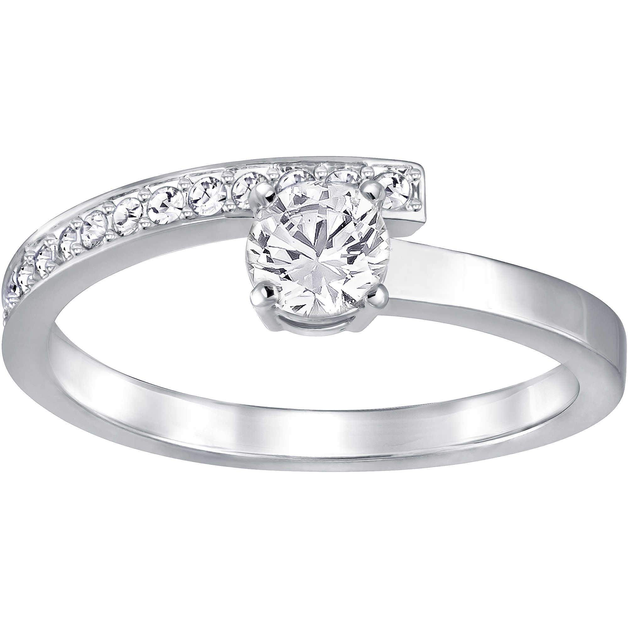 enorme sconto b18d1 75b93 anello donna gioielli Swarovski Fresh 5251686