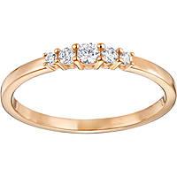 anello donna gioielli Swarovski Frisson 5257512