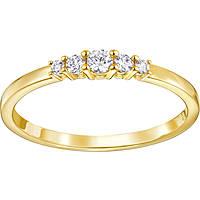 anello donna gioielli Swarovski Frisson 5257541