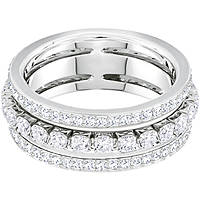 41972a1f10 anello donna gioielli Swarovski Further 5441203 anello donna gioielli  Swarovski Further 5441203