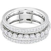 anello donna gioielli Swarovski Further 5448892