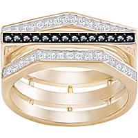 anello donna gioielli Swarovski Geometry 5284080