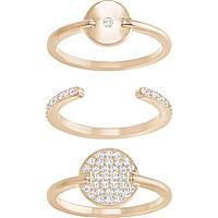 anello donna gioielli Swarovski Ginger 5266343