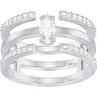 anello donna gioielli Swarovski Gray 5294979