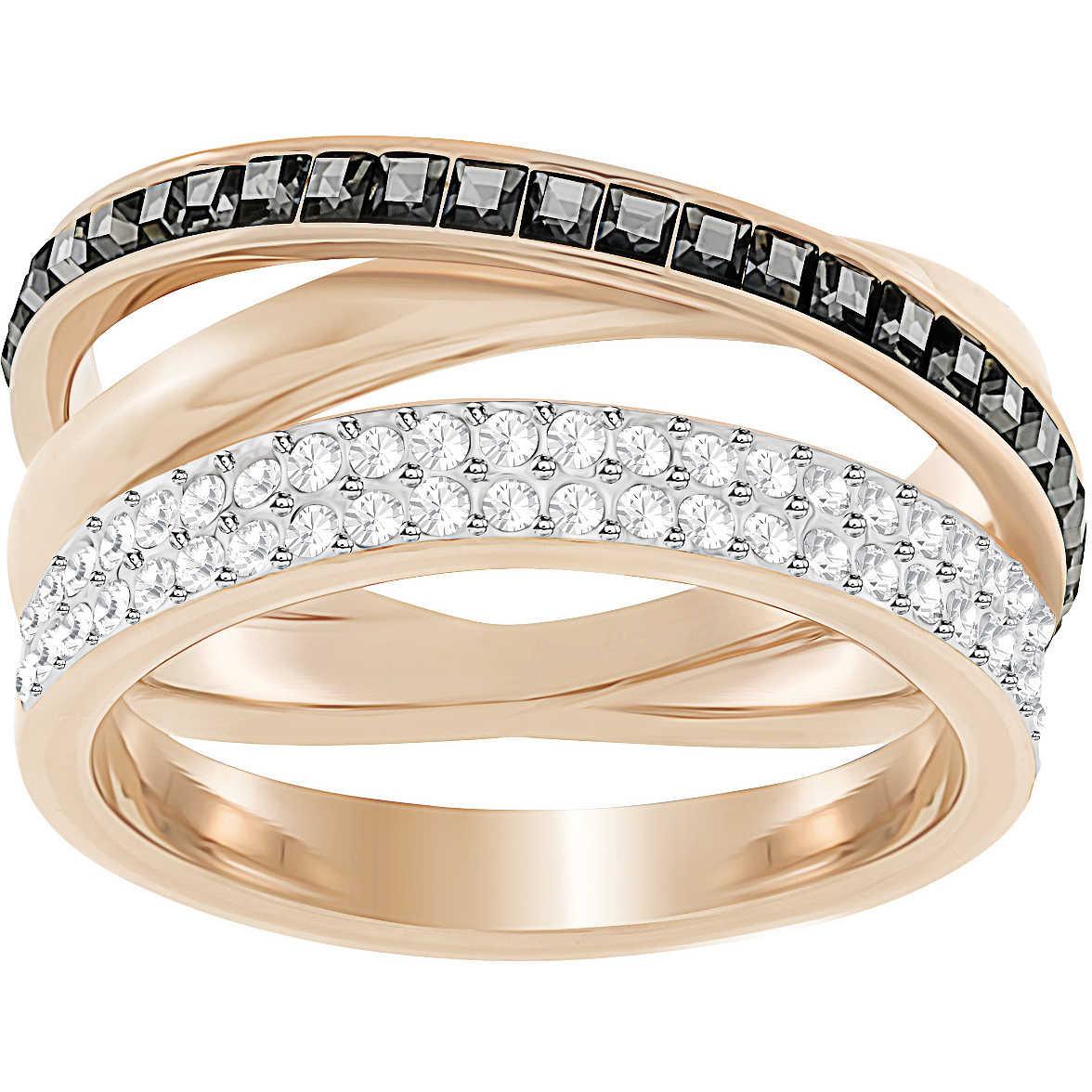 nuovo di zecca diversamente ultima selezione del 2019 anello donna gioielli Swarovski Hero 5350665