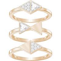 anello donna gioielli Swarovski Heroism 5301507