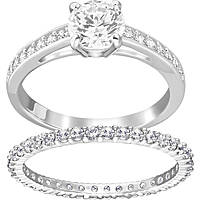818993aea ... anello donna gioielli Swarovski I Do 5184317