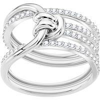 anello donna gioielli Swarovski Lifelong 5402449