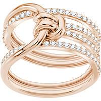 anello donna gioielli Swarovski Lifelong 5412021