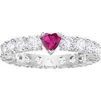 anello donna gioielli Swarovski Love 5412065