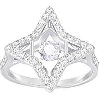 anello donna gioielli Swarovski Sparkling Dc 5349666