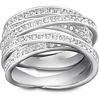 anello donna gioielli Swarovski Spiral 1156306