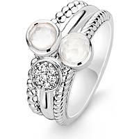 anello donna gioielli Ti Sento Milano Collaborazione 12090MW/54