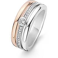 anello donna gioielli Ti Sento Milano Collaborazione 12094ZR/54