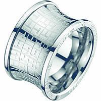 anello donna gioielli Tommy Hilfiger Classic Signature THJ2700816D
