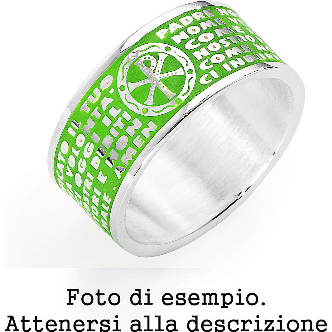 anello unisex gioielli Amen AMS03-14