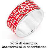anello unisex gioielli Amen AMS10-24