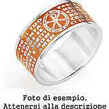 anello unisex gioielli Amen AMS12-16