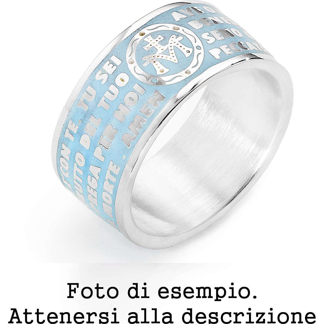 anello unisex gioielli Amen AMS13-14