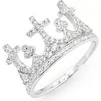 anello unisex gioielli Amen Corone AC3-12