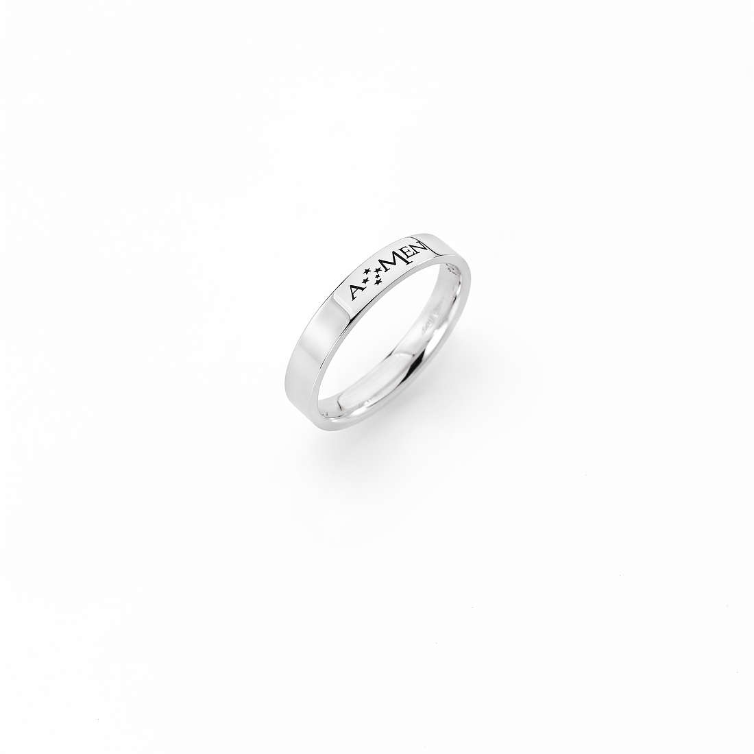 anello unisex gioielli Amen Fedina Piccola FE001-16