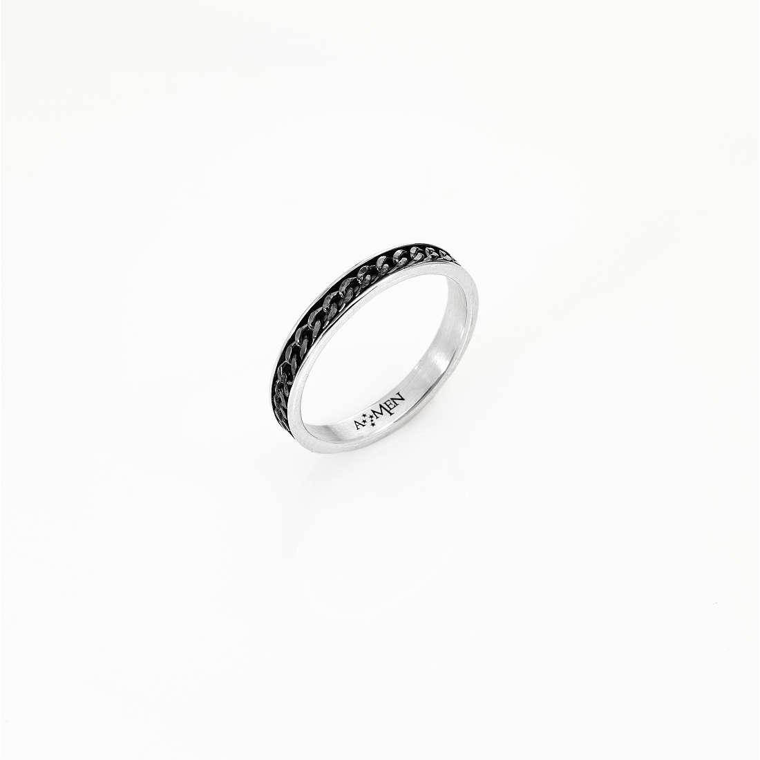 anello unisex gioielli Amen Fedina Piccola FE005-22