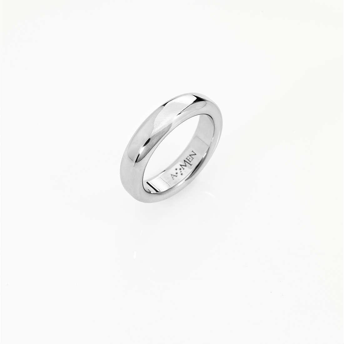 anello unisex gioielli Amen Fedona FE003-16