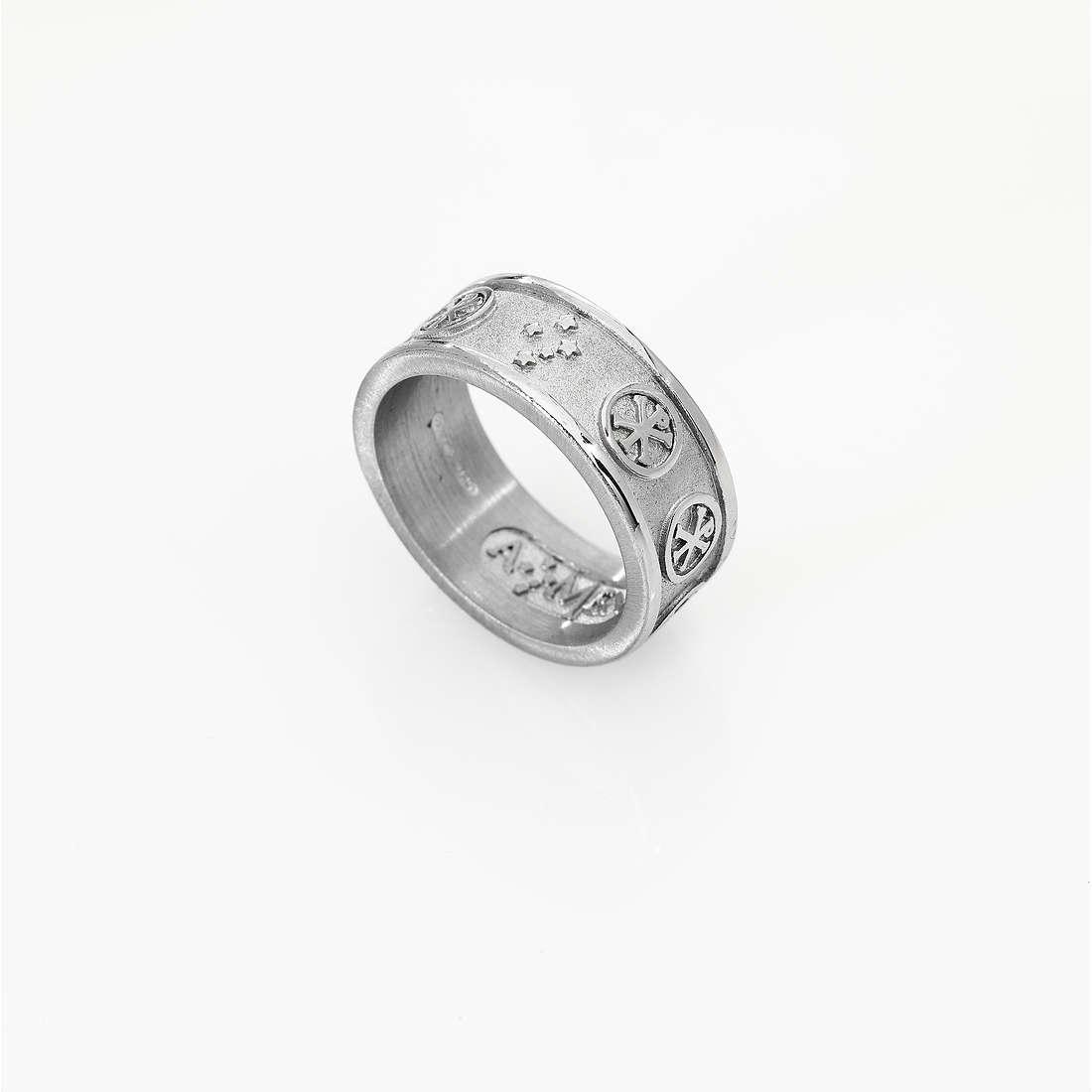 anello unisex gioielli Amen Pax PAXB-10