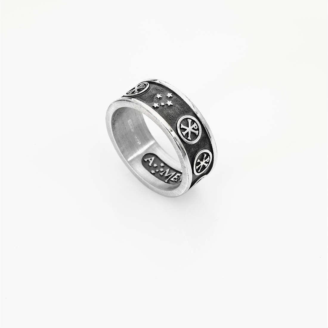 anello unisex gioielli Amen Pax PAXN-14
