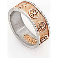 anello unisex gioielli Amen Pax PAXR-12